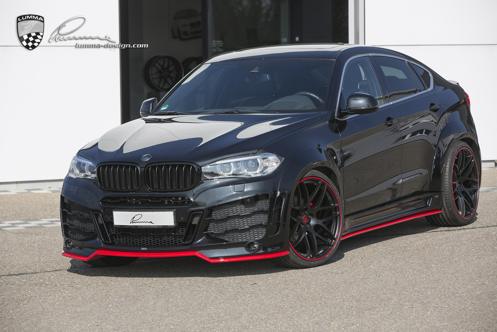 Lumma Vehicle Clr X 6 R